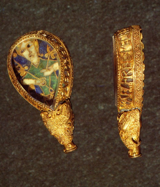 AN1836 P. 135.371 Alfred jewel © Ashmolean Museum, University of Oxford
