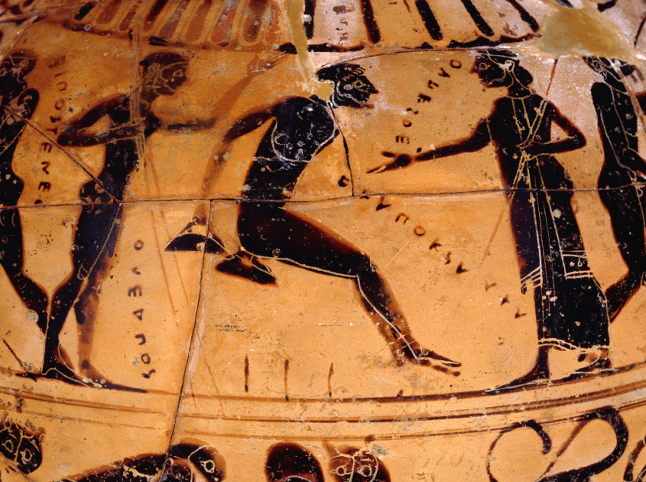 a history of ancient greek olympics